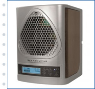 Professional Air Purifier, Ionic Air Purifier