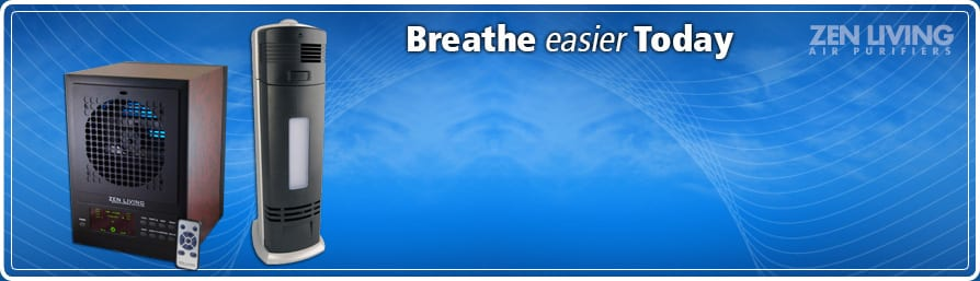 Ionic Breeze Air Purifier, Hepa Air Purifier, Ionic Breeze